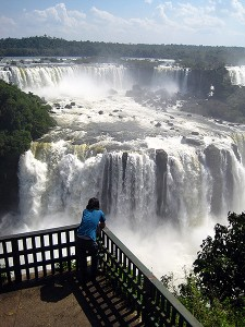 vacation packages to Iguazu Falls from Buenos Aires