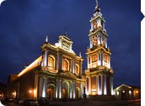 tourism religious in Argentina