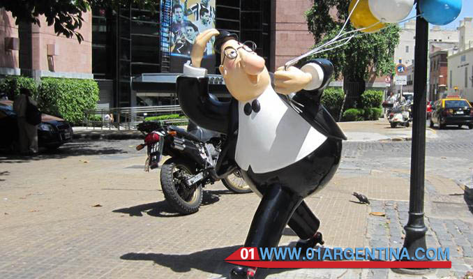 Cartoon ride