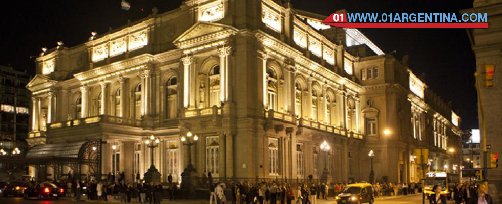Theater buenos aires